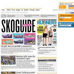 Förstasidan | Runner's World