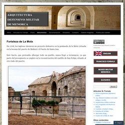 Arquitectura defensivo-militar de Menorca