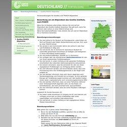 Fortbildung für Deutschlehrer in Deutschland - Bewerbung/Anmeldung - Goethe/PASCH Stipendien-Goethe-Institut
