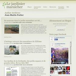 Jean-Martin Fortier