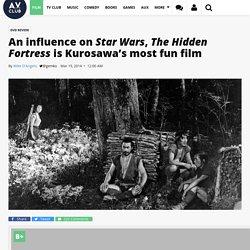 The Hidden Fortress · Film Review An influence on Star Wars, The Hidden Fortress is Kurosawa's most fun film · DVD Review