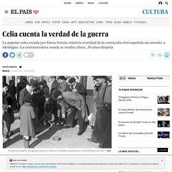 Elena Fortún: Celia cuenta la verdad de la guerra