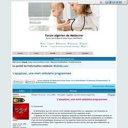 Forum Algérien de Médecine