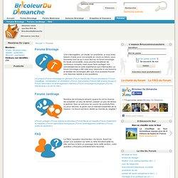 Forum bricolage - BricoleurDuDimanche.com