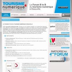 Forum du tourisme numérique