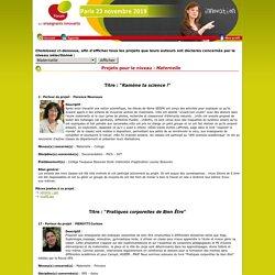 Forum des Enseignants Innovants