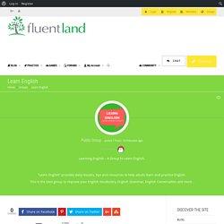 Forum – Learn English – Fluent Land