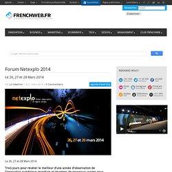 Forum Netexplo 2014