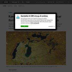 Kæmpe sø er tømt: Mennesker har forvandlet den til livsfarlig ørken