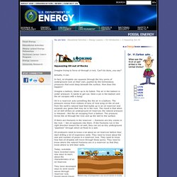 Fossil Energy: Squeezing Oil Out of Rock