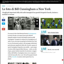 Le foto di Bill Cunningham a New York