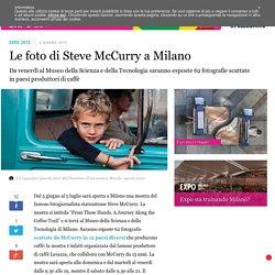 Le foto di Steve McCurry a Milano