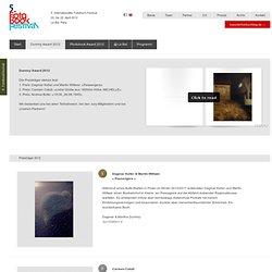 Dummy Award 2012 » Fotobookfestival - 5. Internationales Fotobuch Festival 2012
