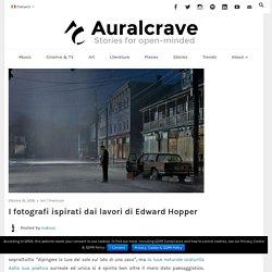 I fotografi ispirati dai lavori di Edward Hopper – Auralcrave