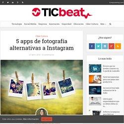 5 apps de fotografía alternativas a Instagram