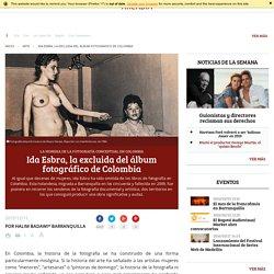 Fotografía Conceptual Barranquilla Ida Esbra excluida de la historia