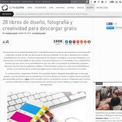 28 libros de diseño, fotografía y creatividad para descargar gratis