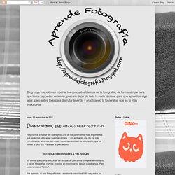 Aprende fotografía desde cero: Diafragma, ese gran desconocido