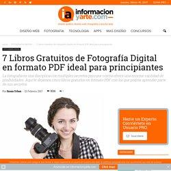 7 Libros Gratis de Fotografía Digital en formato PDF