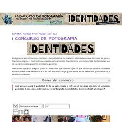 """15/03 I Concurso de fotografía """"IDENTIDADES"""""""