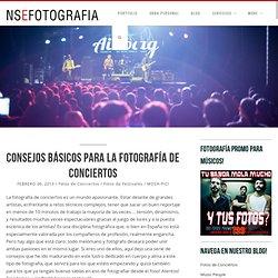 Guía completa de consejos de fotografía en conciertos