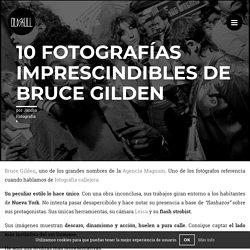 10 fotografías imprescindibles de Bruce Gilden