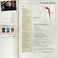 obras, biografía, fotografías, premios y miscelanea del escritor Fernando Marías