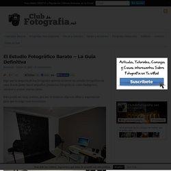 El Estudio Fotográfico Barato - La Guía Definitiva : Club de Fotografia