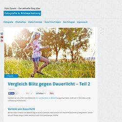 Fotografie und Bildbearbeitung Vergleich Blitz gegen Dauerlicht - Teil 2 » Fotografie und Bildbearbeitung
