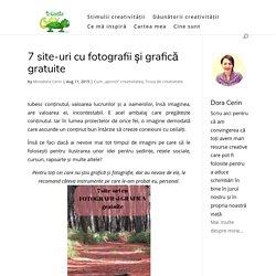 7 site-uri cu fotografii și grafică gratuite - Trăiește creativ
