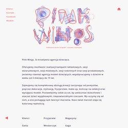 O nas - Studio Pink Wings - Kreatywne studio fotografii i stylizacji dziecięcej.