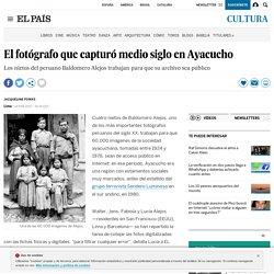 El fotógrafo que capturó medio siglo en Ayacucho