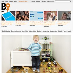 Toy Stories: fotógrafo retrata crianças e seus brinquedos ao redor do mundo