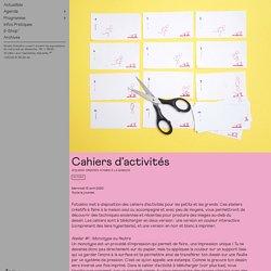 Cahiers d'activités