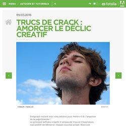 Fotolia FR » Trucs de crack : amorcer le déclic créatif