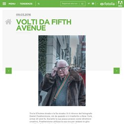 Fotolia IT » Volti da Fifth Avenue