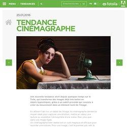Fotolia FR » Tendance cinémagraphe
