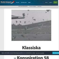 Klassiska fotomanipulationer – Konspiration 58