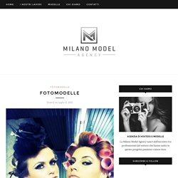 Fotomodelle – Multimedia Modeling Agency