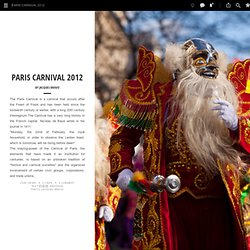 Paris Carnival 2012 by Jacques Bravo