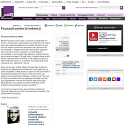 Michel Foucault documentaire 2014