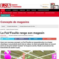 La Foir'Fouille range son magasin - Meubles, Décoration d'intérieur