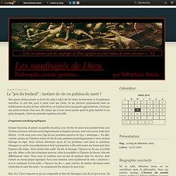 """Le """"jeu du foulard"""" : instinct de vie ou pulsion de mort ? - Le blog de Sébastien Junca."""