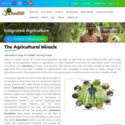 NGO works in Agriculture