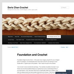 Doris Chan: Everyday Crochet