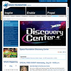 Space Foundation Discovery Center | Space Foundation