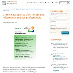 The Elsevier Foundation | Grants for Innovative Libraries in Developing Countries