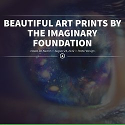 Beautiful Art Prints by The Imaginary Foundation | Daily Inspiration - Nightly