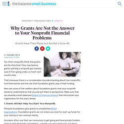 6 Realities of Foundation Grants for Nonprofits