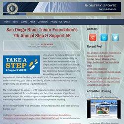 San Diego Brain Tumor Foundation's 7th Annual Step & Support 5K - Amerland News